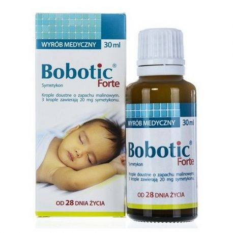 Bobotic Forte - krople doustne * 30 ml