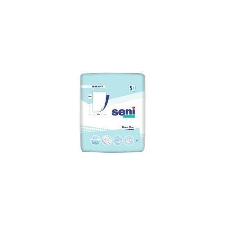 Seni Soft *  Podkłady higieniczne * rozm. 60 x 90 * 5 szt