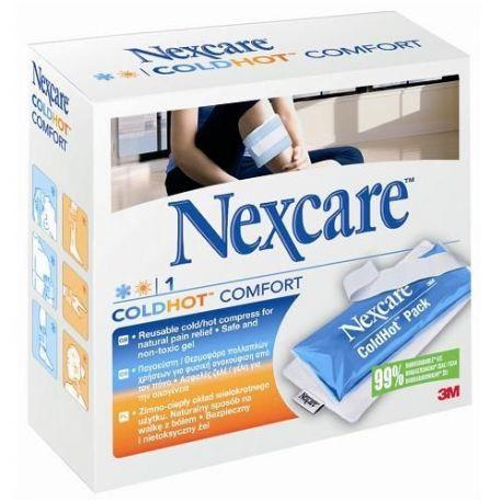 Nexcare Classic *  Okład żelowy cieplo - zimno * rozm 11cm X 26 cm - 1 szt