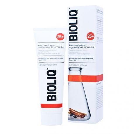 Bioliq 25+ * Krem nawilżająco -  regenerujący * cera sucha - 50 ml * + zestaw próbek Bioliq GRATIS !
