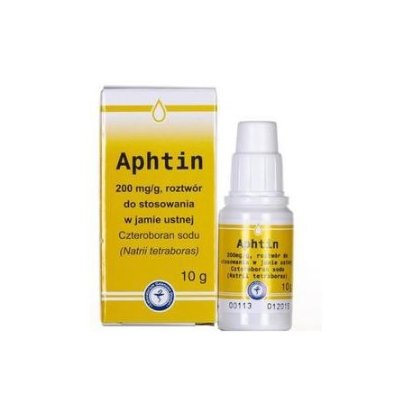 Aphtin - plyn * 10 g