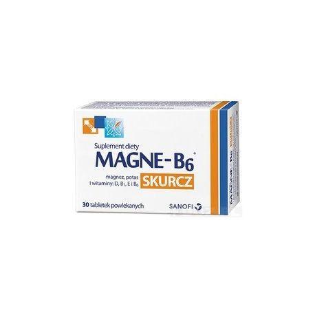 Magne B6 Skurcz * 30 szt