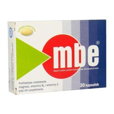 MBE magnez * 60 szt