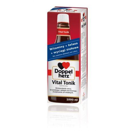 Doppelherz Vital - Tonik * 1litr