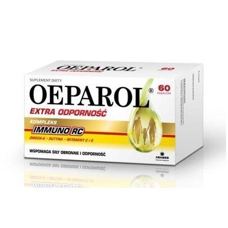 Oeparol - extra Odporność * 60 kaps