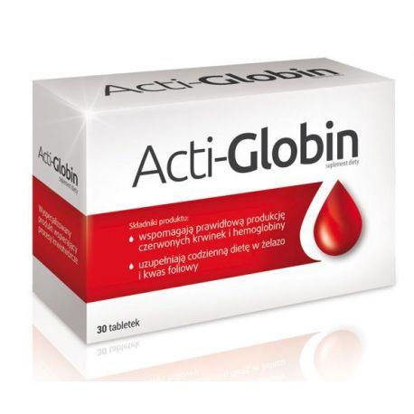 Acti-globin * 30 tabl
