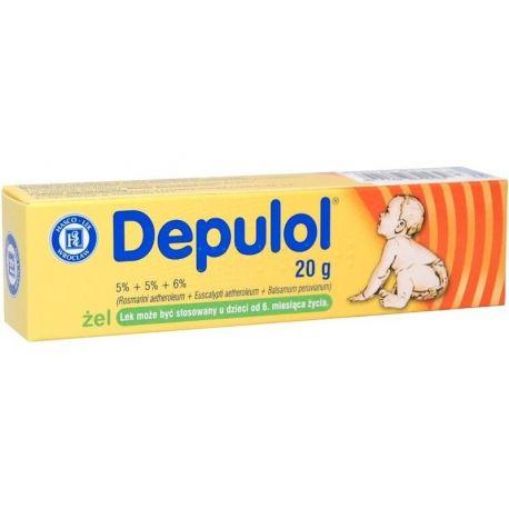 Depulol* 20 g