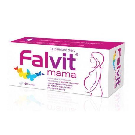 Falvit Mama * 60 tabletek