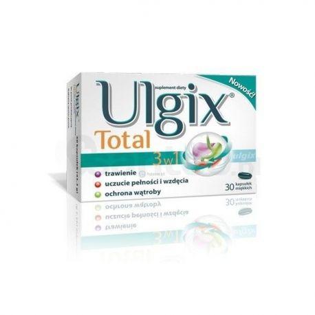Ulgix Total * 30 kaps