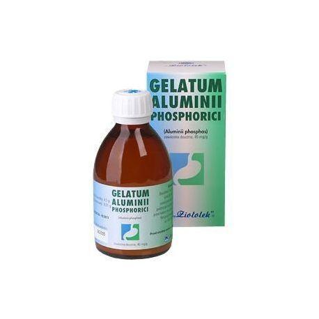Gelatum Aluminii Phosporici * 250 g