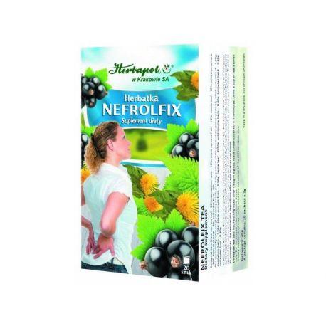 Herbapol * Herbatka - Nefrolfix * 20 saszetek