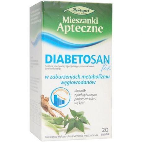 Diabetosan Fix * 20 saszetek