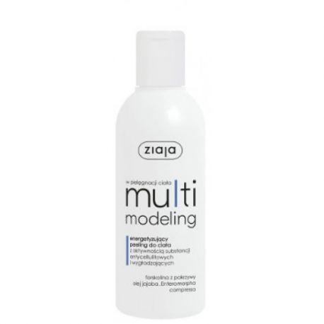 Ziaja Multomodeling * energetyzujący peeling do ciała * 200 ml