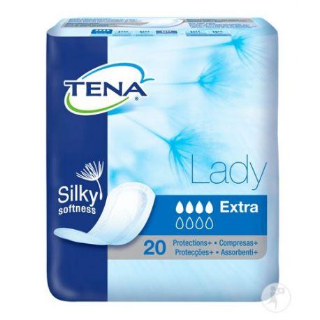 Tena Lady Extra *  Pieluchy anatomiczne * 20 szt