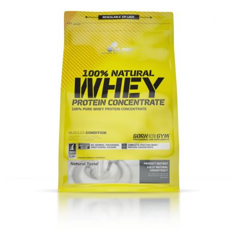 Olimp 100% Natural Whey Protein Concentrate * naturalny * 700 g