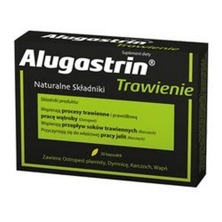 Alugastrin Trawienie * 30 kaps