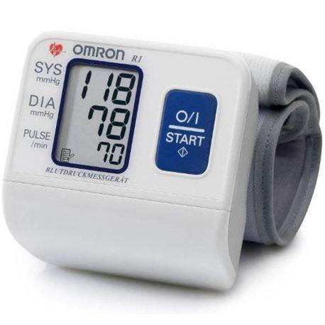 Ciśnieniomierz RS1 nadgarstkowy OMRON IM-HEM-6120-E
