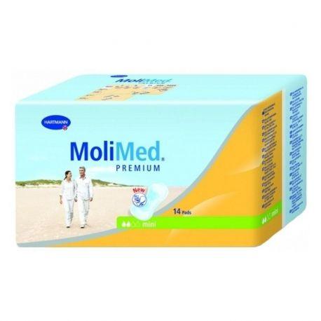 Molimed Premium Mini * Wkłady anatomiczne * 14 szt