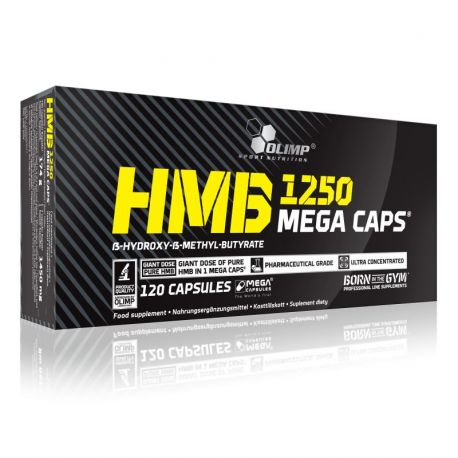 Olimp HMB 1250mg * 120 Mega Caps