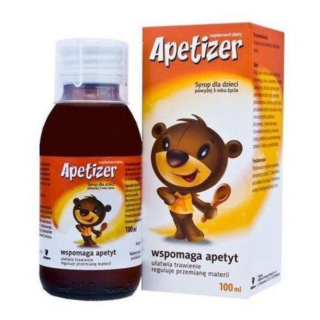 Apetizer - syrop dla dzieci * 100 ml