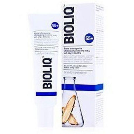 Bioliq 55 + * Krem intensywnie liftingujący * Do skóry oczu, ust, szyi i dekoltu *  30 ml