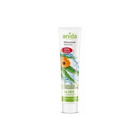 Anida -  krem do rąk * glicerynowo - cytrynowy  * 100 ml