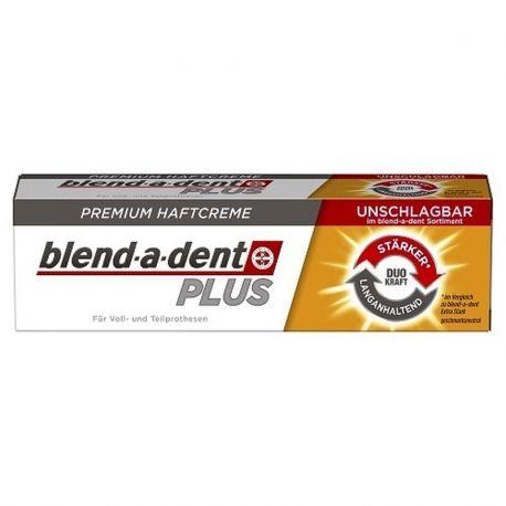 Blend-A-Dent Plus Dual Power * Klej do protez zębowych * 40 g