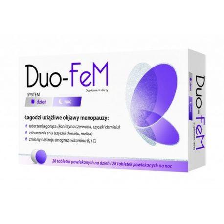 Duo-Fem - System dzień i noc * 2 x 28 tabl.