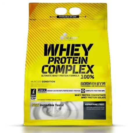 Olimp Whey Protein Complex 100% * wanilia * LIMITED EDITION * 1800g + 200g
