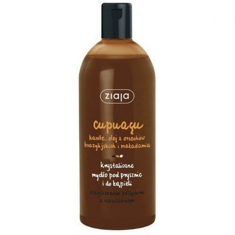 Ziaja Cupuacu * mydło pod prysznic i do kąpieli * 500 ml