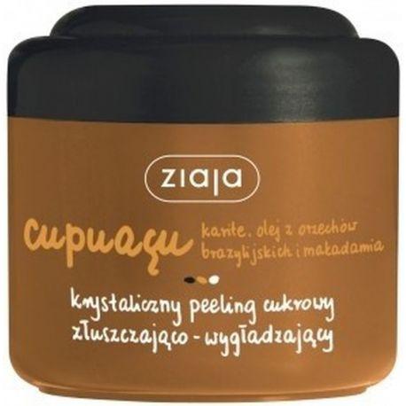Ziaja Cupuacu * peeling cukrowy * 200 ml