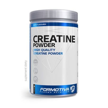 Formotiva Creatine Powder * bubble gum * 480 g