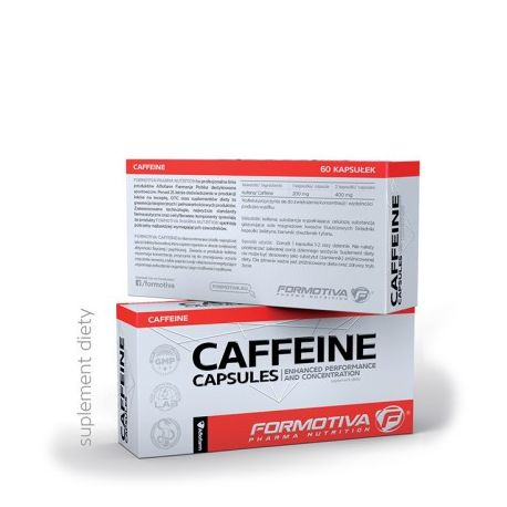 Formotiva Caffeine Capsules * 60 kaps