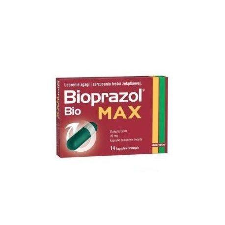 Bioprazol Bio Max  * 14 kaps