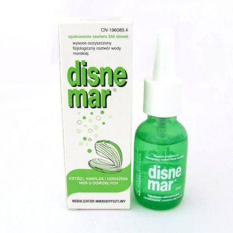 Disnemar - aerozol do nosa * dla dorosłych * 25 ml