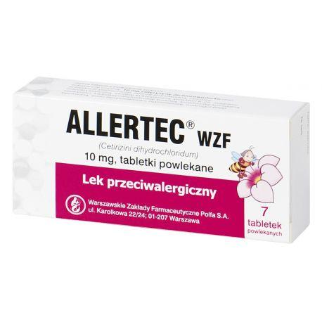 Allertec WZF 0,01 g *7 tabl