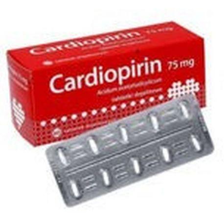 Cardiopirin 75 mg * 60 tabletek