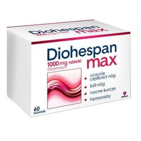 Diohespam Max * 60 tabl