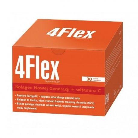 4 FLEX * 30 saszetek