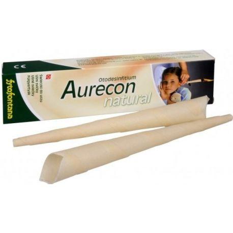 Aurecon Natural - Fytofontana * świece do uszu * 2 szt