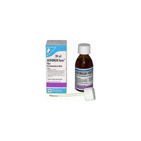 Acifungin forte - płyn na skórę * 30 ml