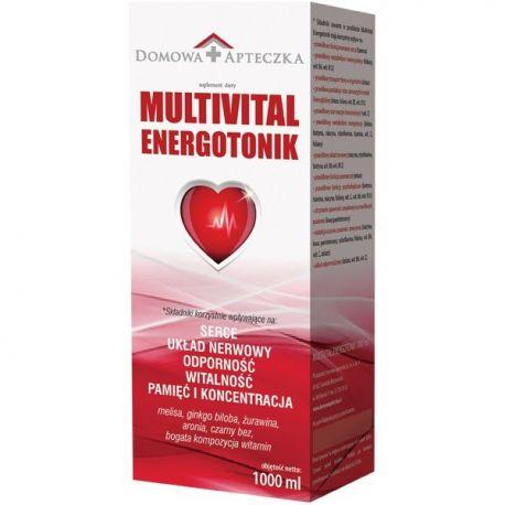 Multivital Energotonik * 1000 ml