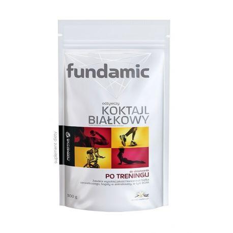 Fundamic * koktajl białkowy * wanilia *300g
