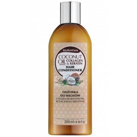 GlyskinCare Coconut * Odżywka do włosów * 250 ml
