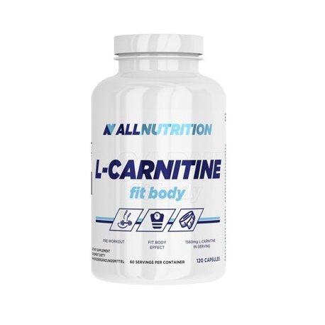 AllNutrition L-carnitine * 120 kaps