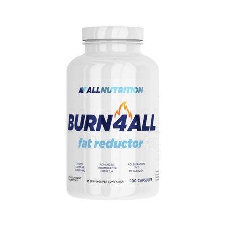 AllNutrition Burn4All * 100 kaps