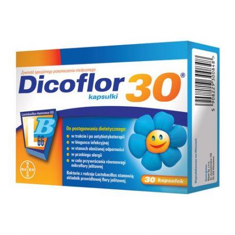 Dicoflor 30 * 30 kapsułek
