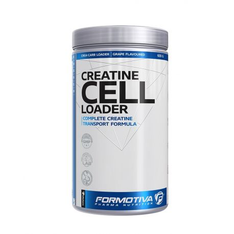 Formotiva Creatine Cell Loader * Grape * 600 g