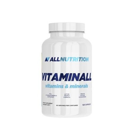AllNutrition Vitaminall vitamins & minerals * 60 kaps