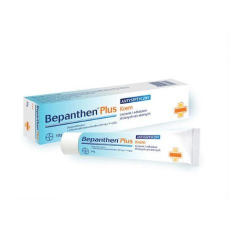 Bephanten Plus - Krem * 30g